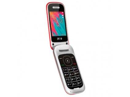 """Mobilní Telefon SPC Velvet 2.4 """" (Barva Červená)"""