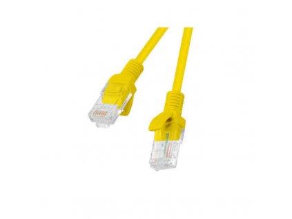 Síťový kabel UTP kategorie 6 Lanberg Žlutá (Rozměr 2 m)