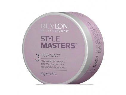 Silný fixační vosk na vlasy Style Masters Revlon (Kapacita 150 ml)