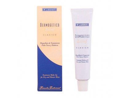 Tekutý make-up Dermogetico pro suchou pleť (Barva 1 - bílá 30 ml)