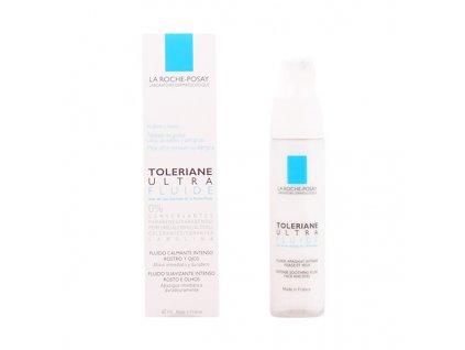 Zklidňující a tonizující mléko bez alkoholu Toleriane Ultra La Roche Posay (Kapacita 40 ml)