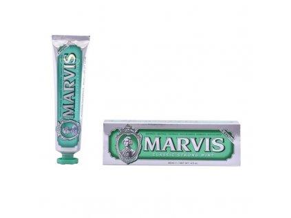 Zubní pasta na citlivé dásně s mentolem Marvel (Kapacita 85 ml)