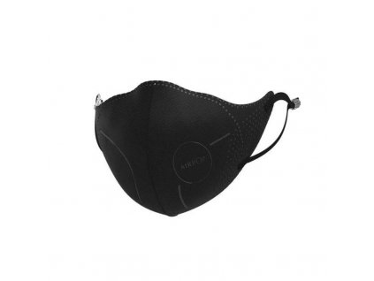 2306378 hygienicka maska airpop cierna mozno pouzivat opakovane