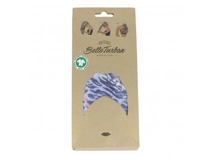 2308754 turban belle zvieracia potlac