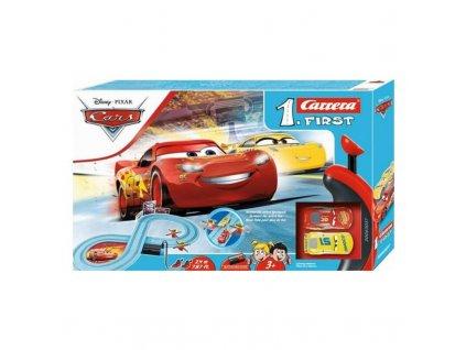 2313599 autodraha carrera disney pixar cars 2 4 m