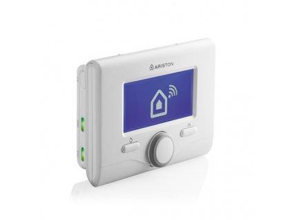 2312000 bezdrotovy termostat ariston thermo group sensys 0 7w wifi biela