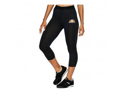 Dámské sportovní elastické kalhoty Portici CAPRI Ellesse 06386 Černá (Velikost 10)