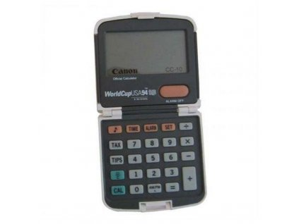 2335478 kalkulacka canon cc 10