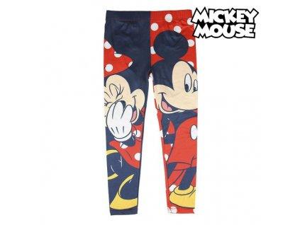 Legíny Minnie Mouse Červená (Velikost 3 roky)