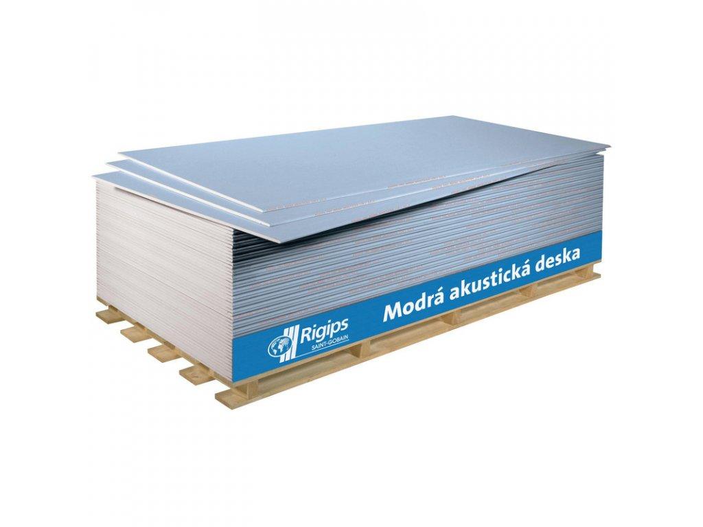 Sadrokartonova deska akusticka MA 12,5mm paleta