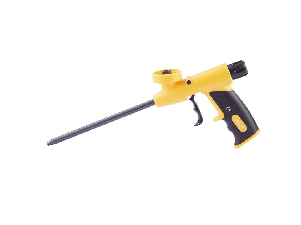 pistole na pu penu plast