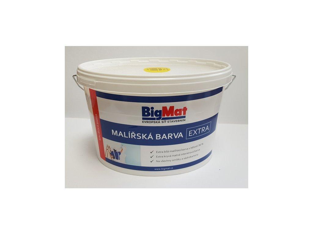 barva interierova bigmat extra 7,5kg