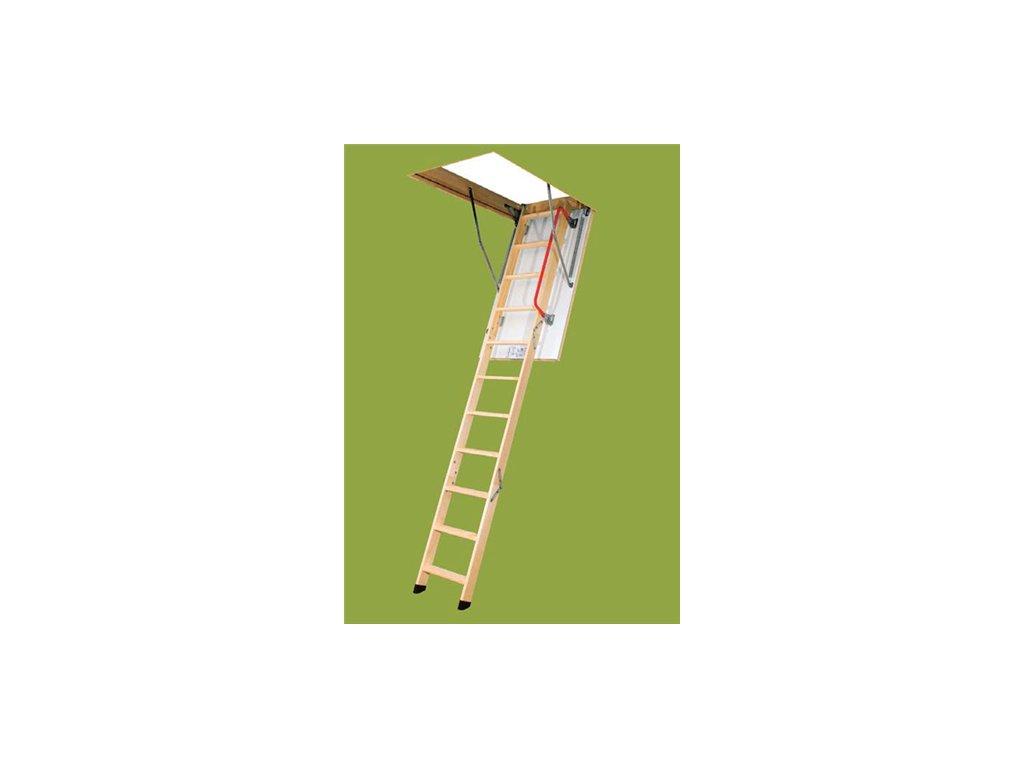 Půdní schody FAKRO LWK 70x120cm