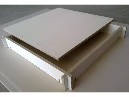 Požární kryt AMF 600x600 - kryt pro vestavěná svítidla
