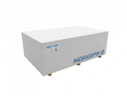 Sadrokartonova deska standart Norgips GKB 12,5mm paleta