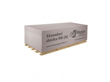 Sadrokartonova deska standart RB 12,5mm paleta