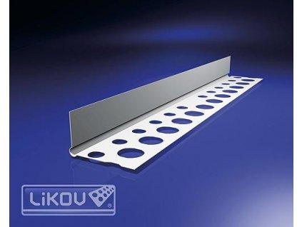 Profil rohový ukončovací ALU 23x13mm /2,5m/