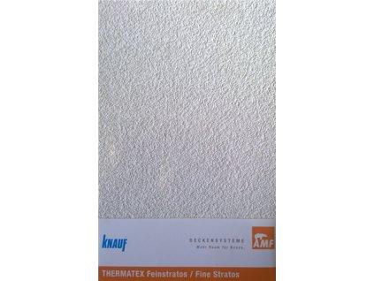 Minerální podhled AMF Feinstratos Board 15x600x600mm /balení 5,04m2/