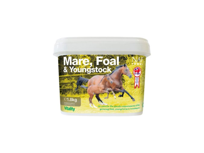 Mare, Foal & Youngstock