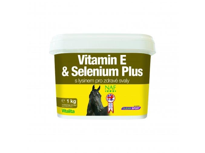 Vitamin E and Selenium Plus