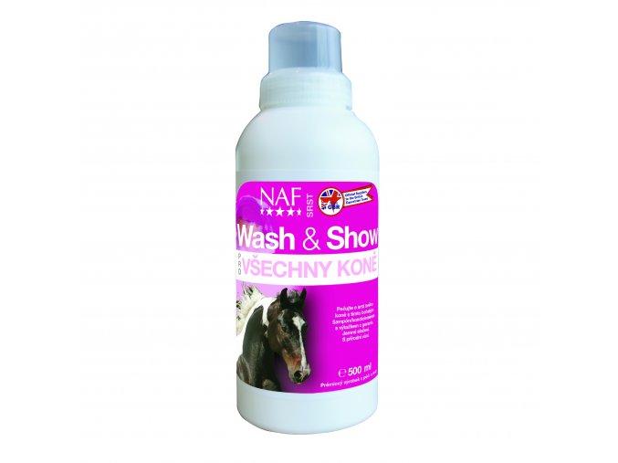 Wash & Show