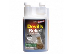 Devil´s Relief