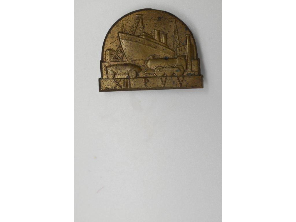XIII. Pražský vzorkový veletrh 1926