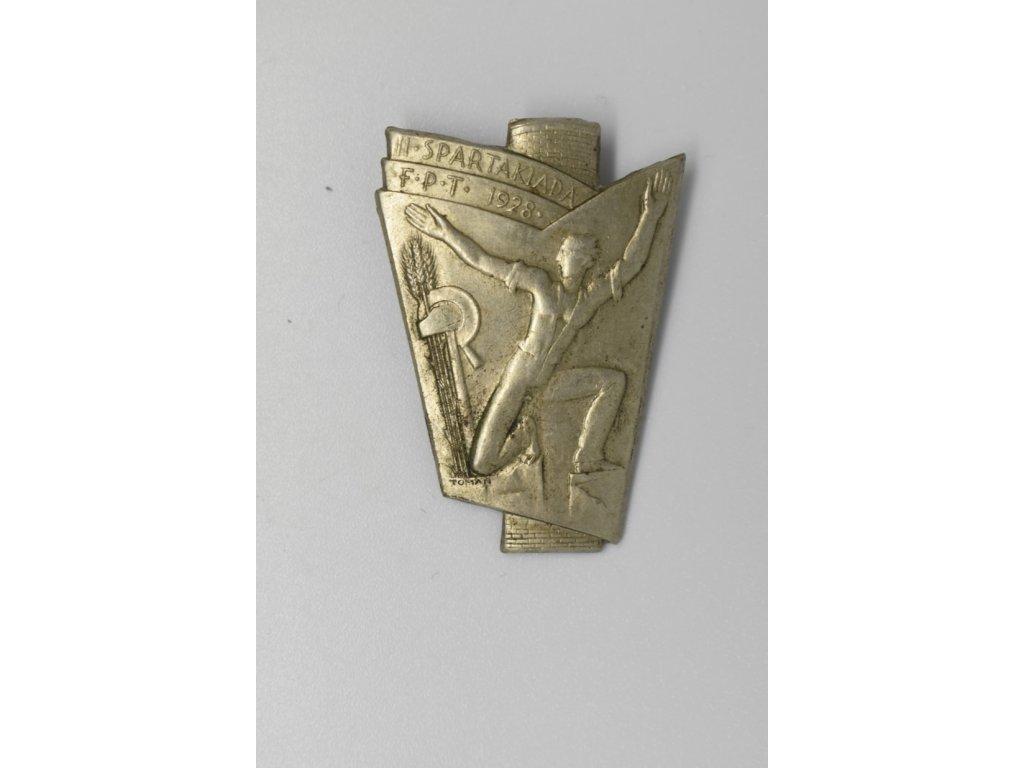 II. spartakiáda FPT 1928