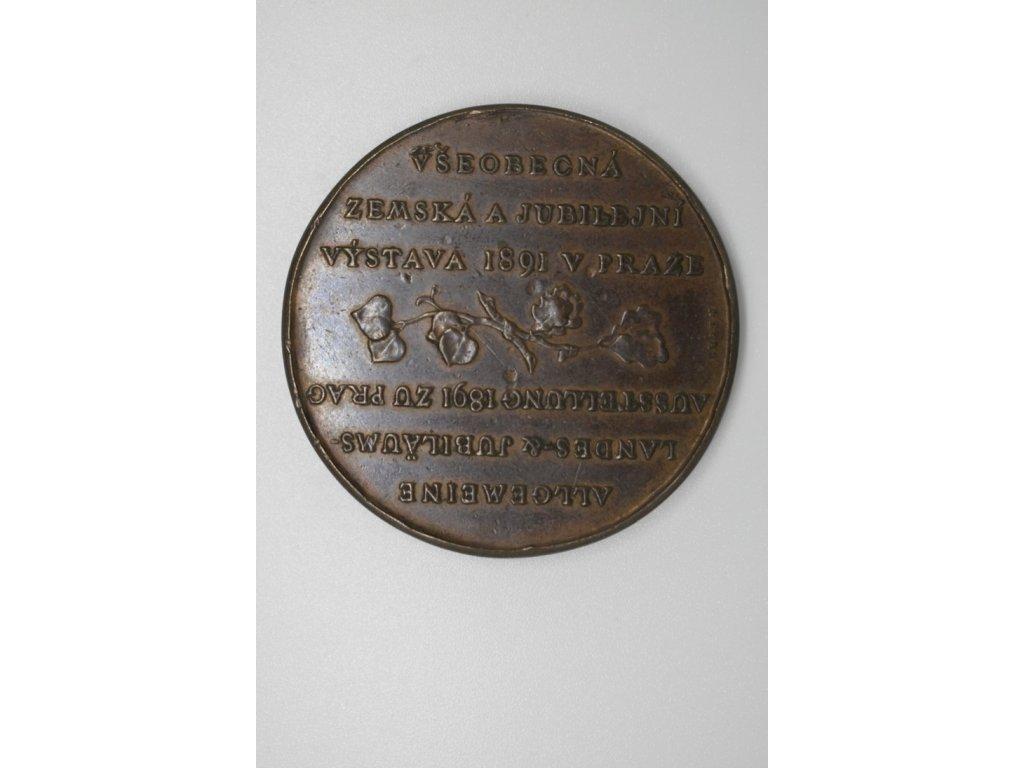 Všeobecná zemská a jubilejní výstava v Praze 1891