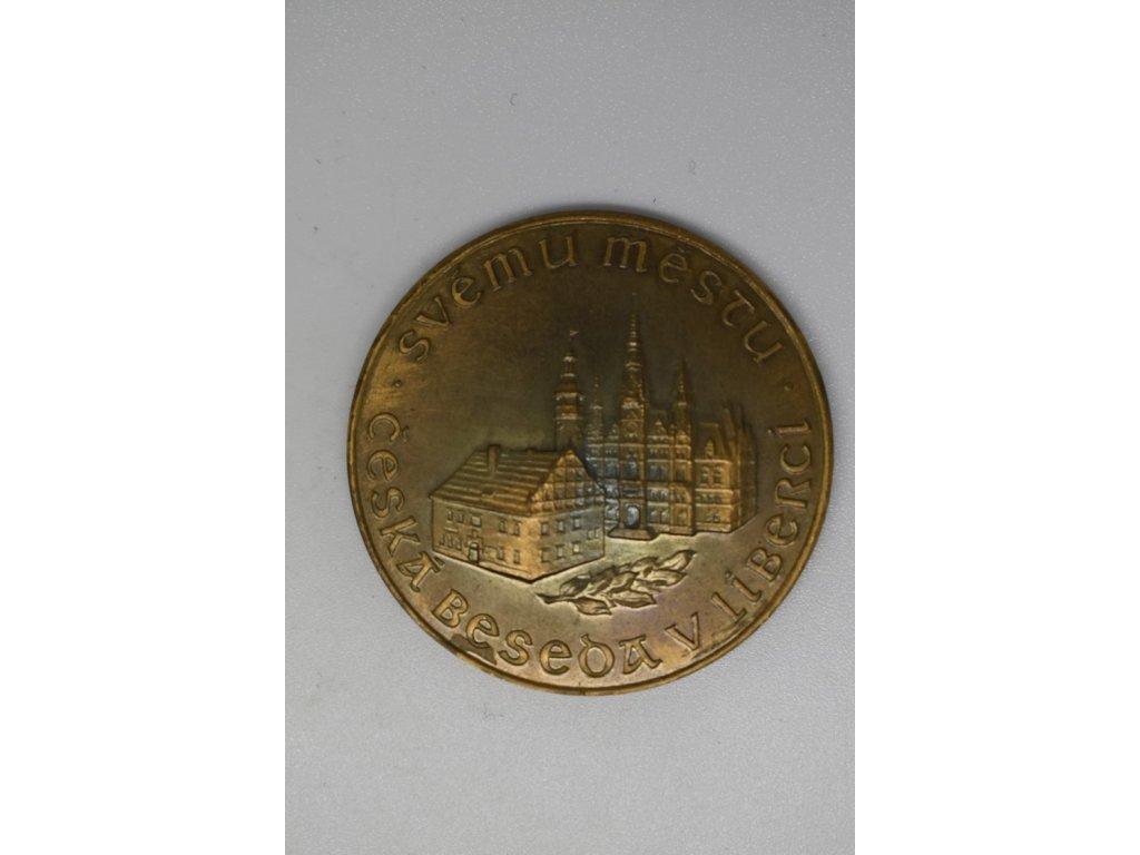 400 let znaku města Liberec 1977