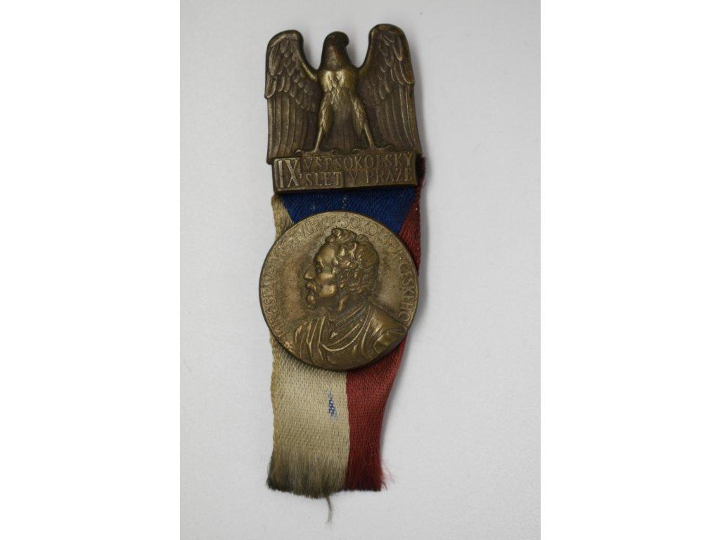 IX. Všesokolský slet v Praze 1932