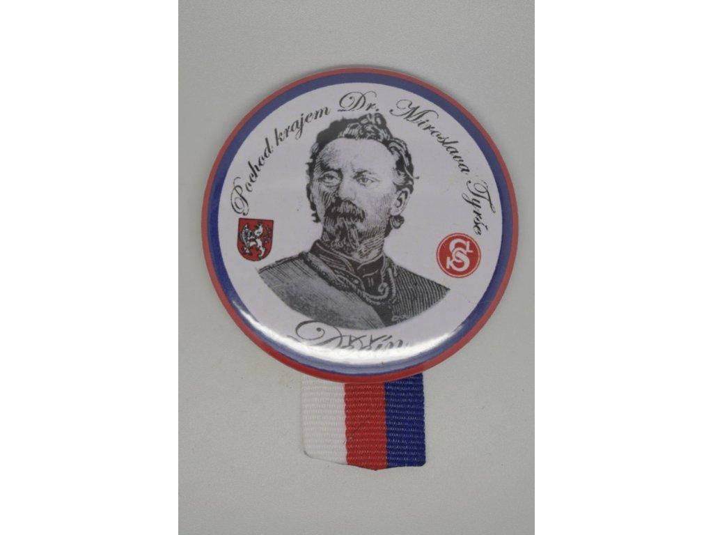 Pochod krajem Dr. Miroslava Tyrše, Děčín