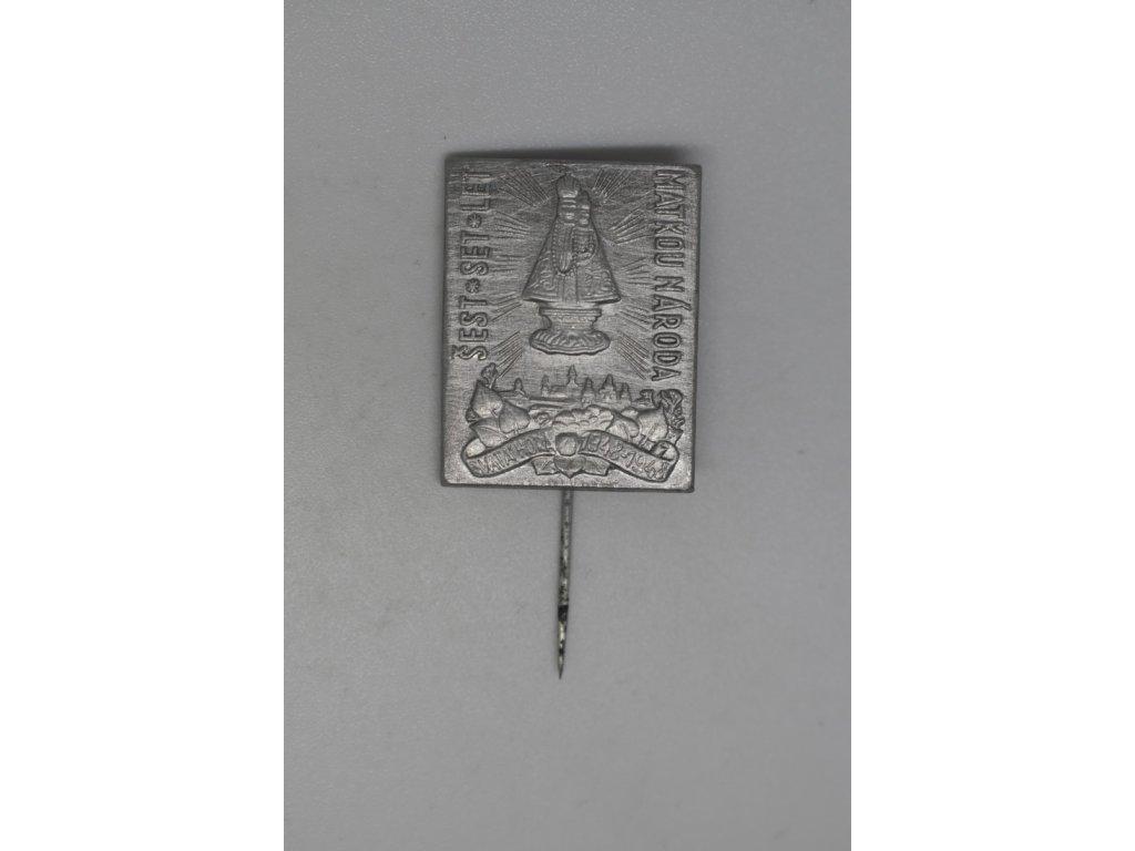 600 let matkou národa, Svatá Hora 1948