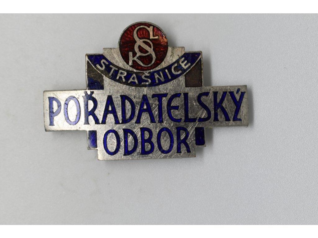 Pořadatelský odbor Sokol Strašnice