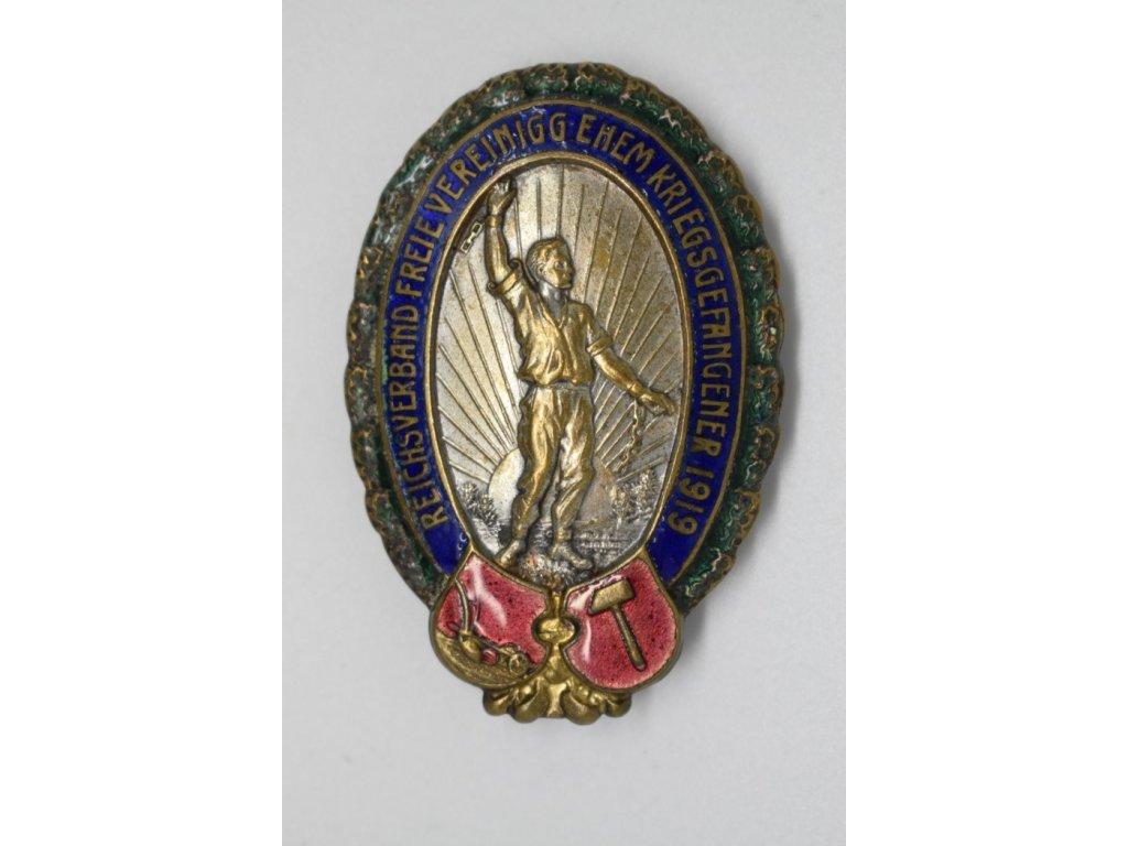 Říšská asociace bývalých válečných zajatců 1919