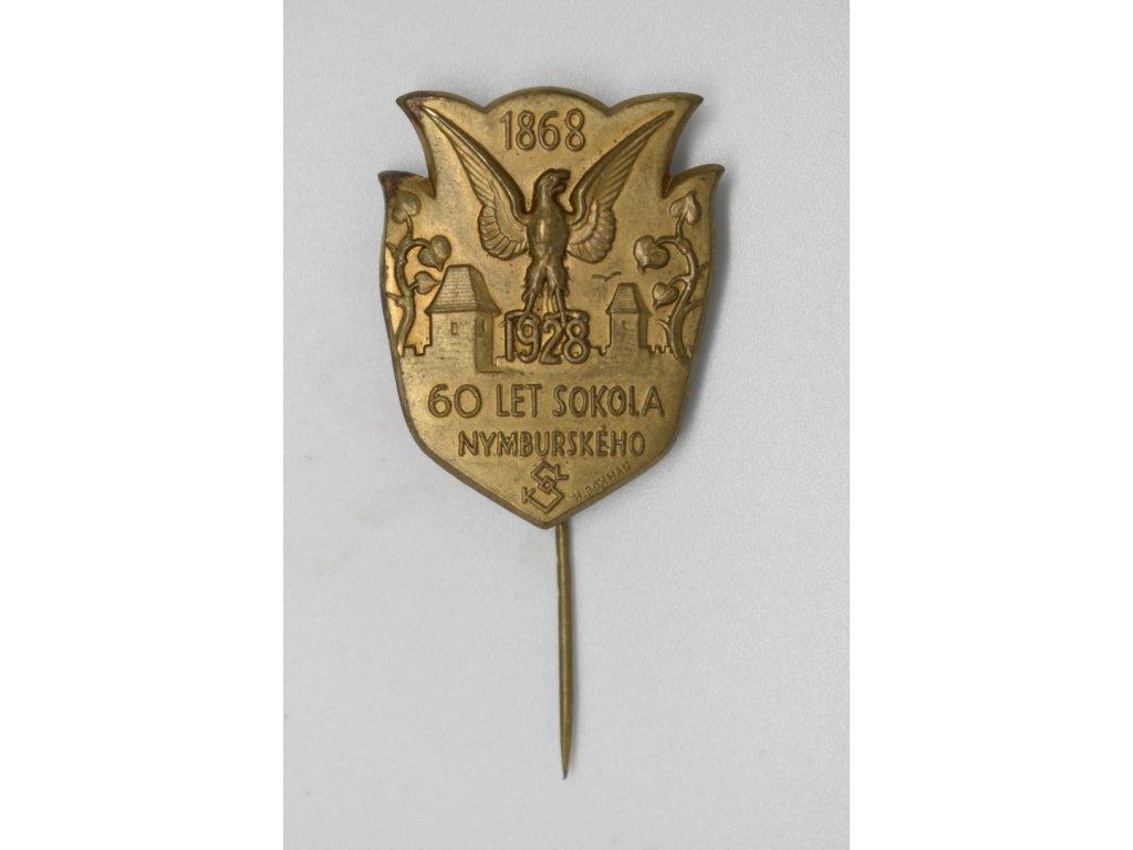 60 let Sokola Nymburského 1928