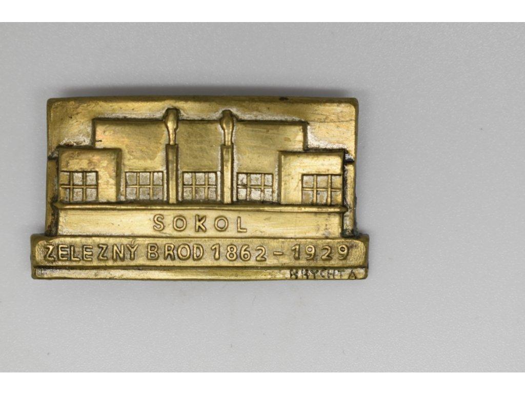 Sokol Železný Brod 1929