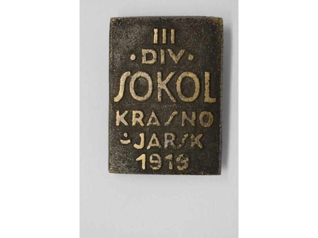 III. Divize Sokol Krasnojarsk 1919
