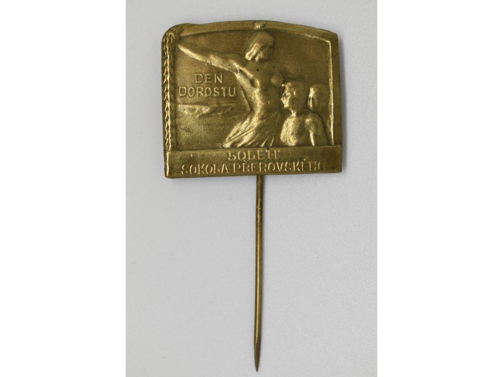 50 let Sokola přerovského 1921
