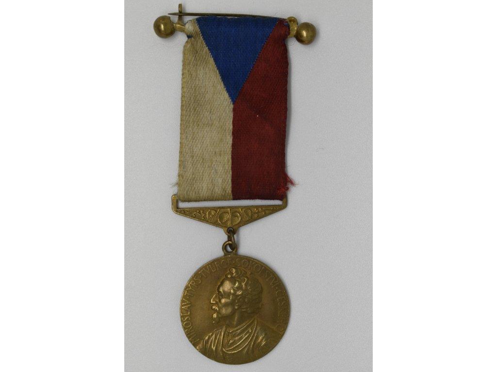 ČOS Vojsku - IX. Všesokolský slet v Praze 1932