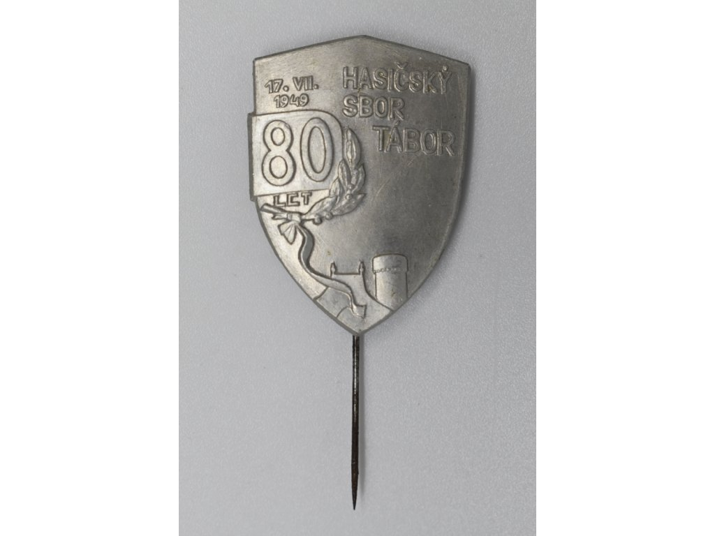 80 let hasičský sbor Tábor 1949