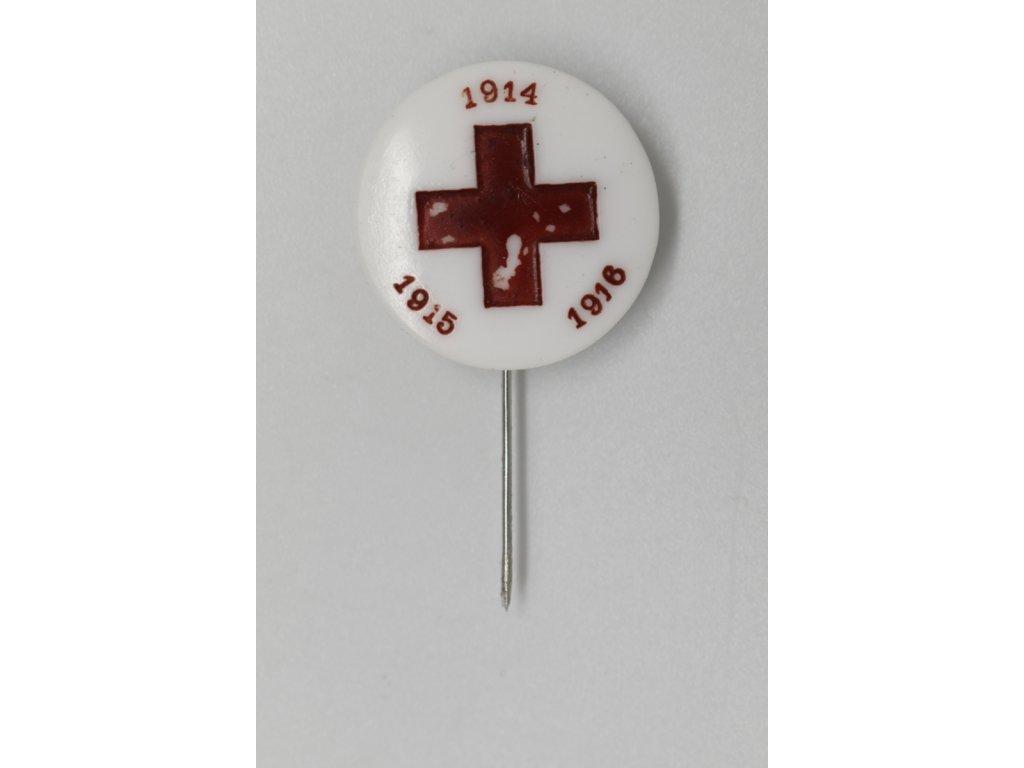 Červený kříž 1914 - 1916