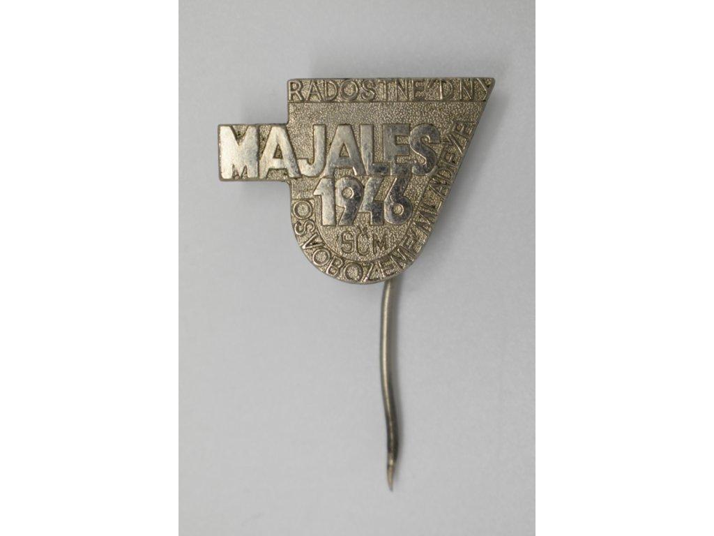 Radostné dny osvobozené mládeže Majáles 1946