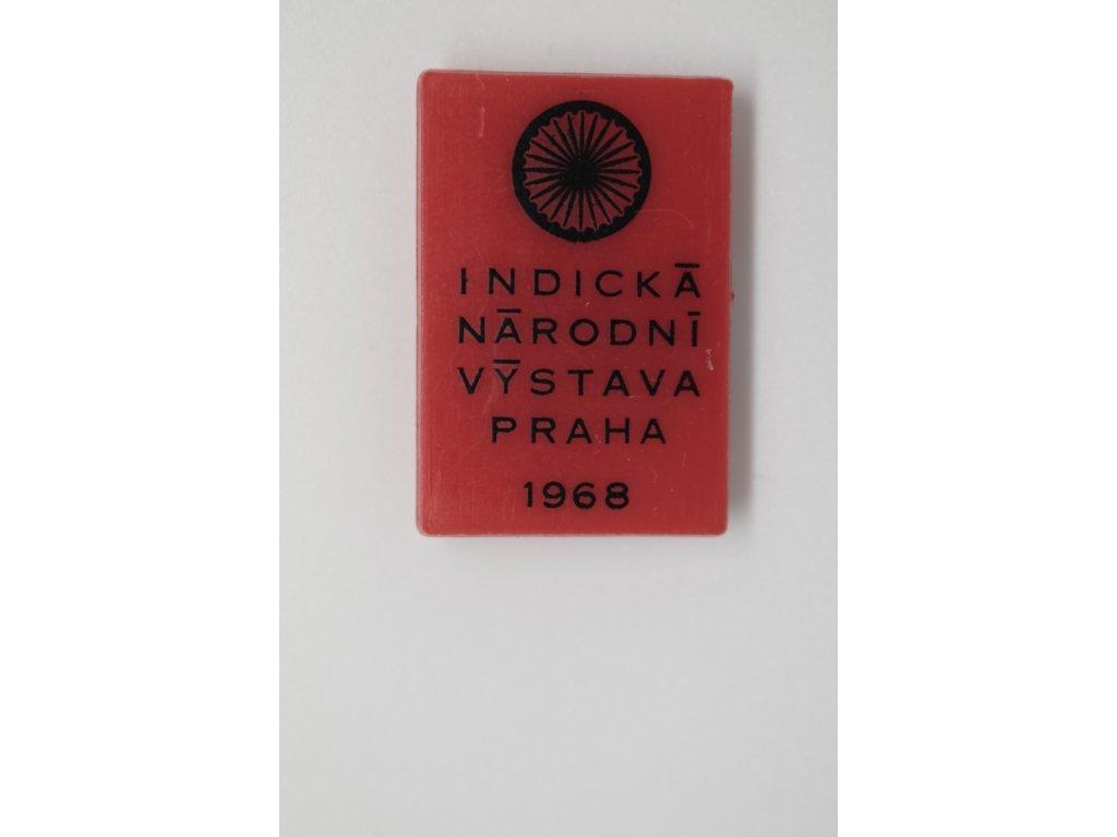 Indická národní výstava Praha 1968