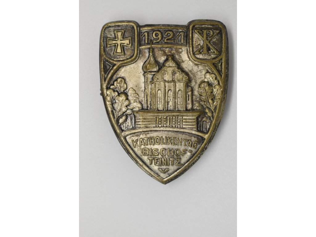 Katolický den Horšovský Týn 1921