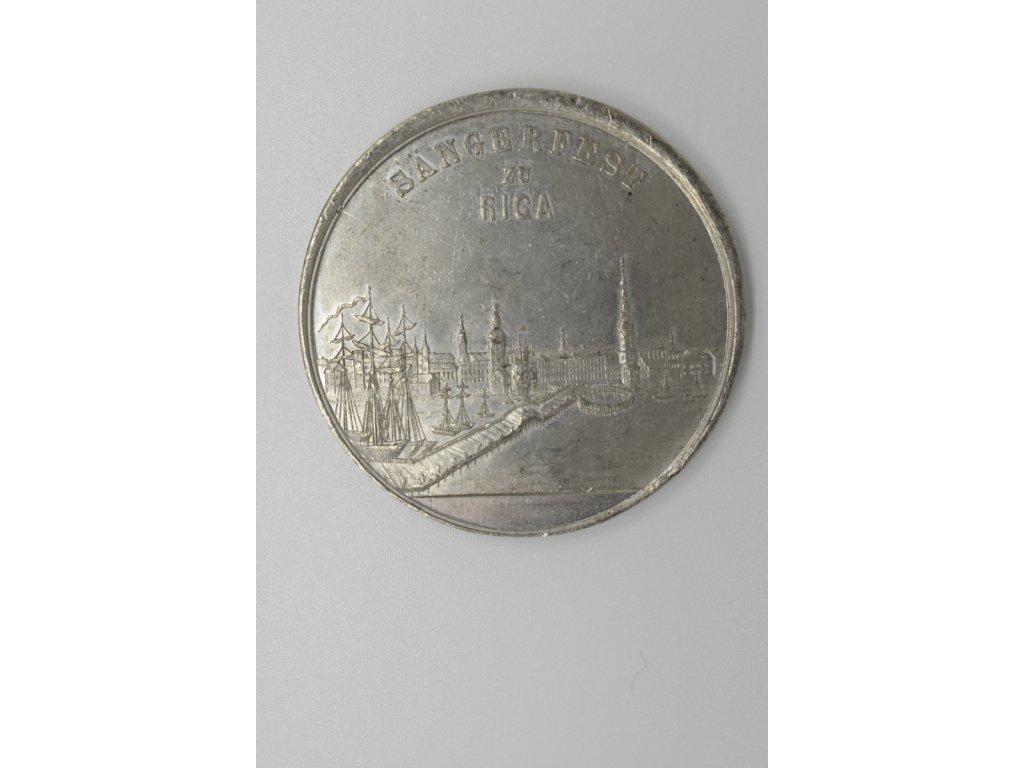 Pěvecký festival v Rize 1880