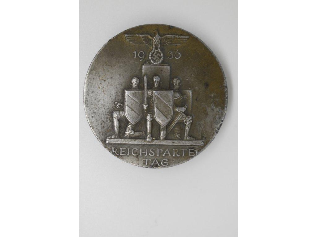 Říšský nacistický sjezd Norinberk 1936
