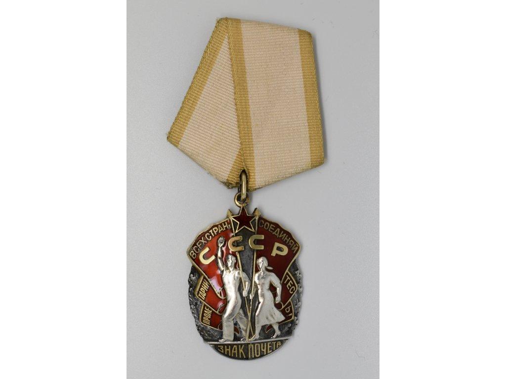 Řád čestného odznaku