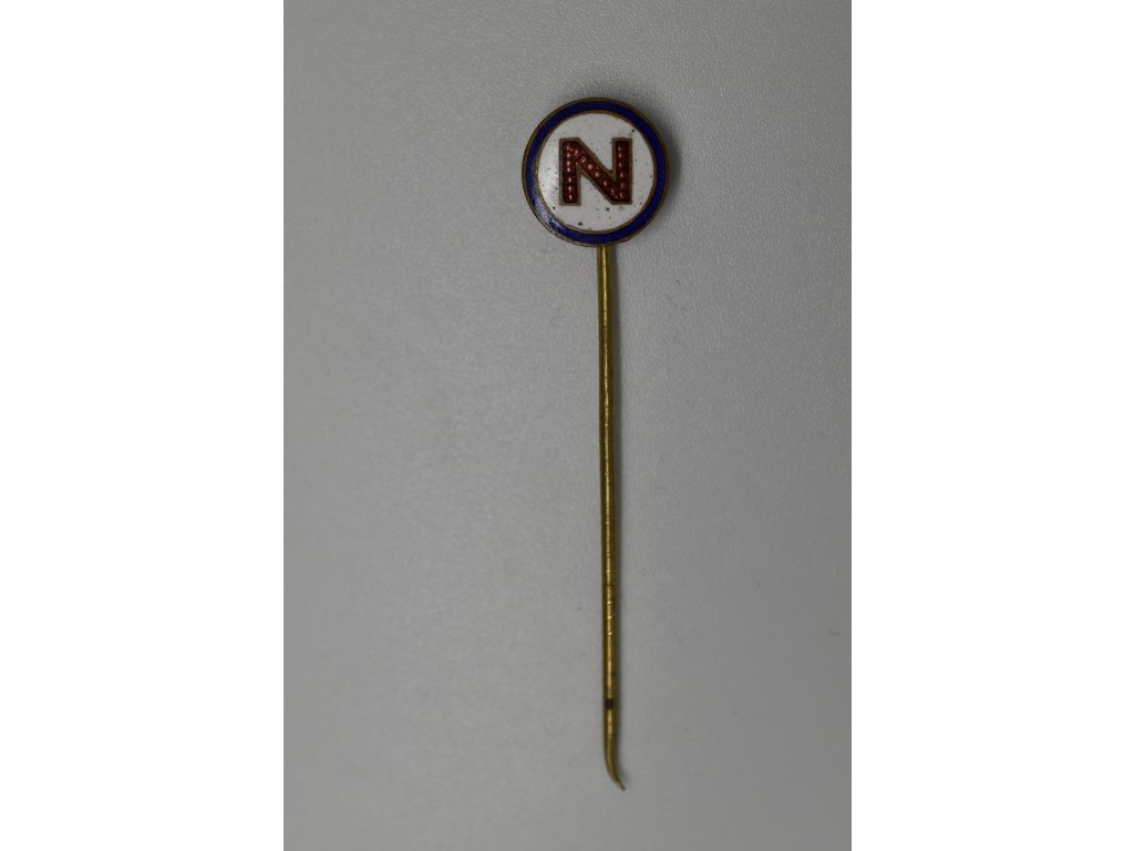 Členský odznak Národního sjednocení