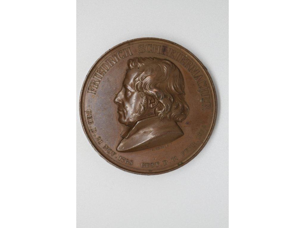 Friedrich Schleiermacher 1768 - 1834, Fischer
